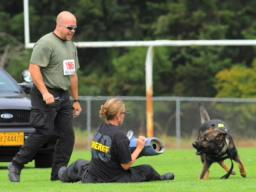 Argus Community Album:  Oregon K-9 Trials