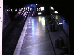 Driver drives car into MAX Westside lightrail tunnel