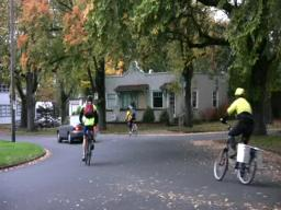 Portland wins bike award