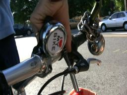 BTA hands out free bike bells