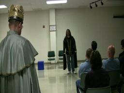 Oregon prison inmates perform Hamlet