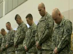 National Guard Returns to Oregon