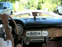 John and Arlys Chesnutt and their 1957 Chrysler 300C