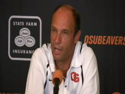 Oregon State's Mike Riley