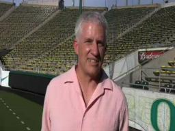 Pregame: John Hunt at Autzen
