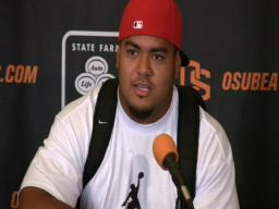 Paea and Clark talk Cincinnati