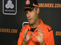 Postgame: Mike Riley
