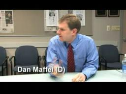 Maffei (D) vs. Sweetland (R) vs. Hawkins (GP)