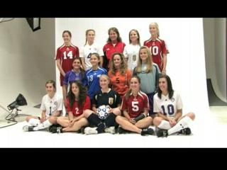 2008 All-CNY Girls Soccer Team