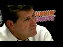 Connecticut coach Geno Auriemma talks about SU