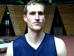Syracuse University Basketball Player Kristof Ongenaet