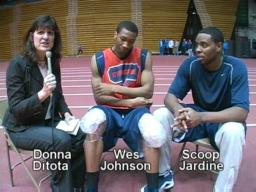 The Scoop and Wes Show with Donna Ditota