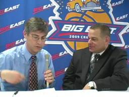 Big East Tournament, Day 2:  Lenn Robbins on SU's Prospects