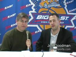 Big East Conference, Day 5:  Jeff Goodman of FoxSports.com