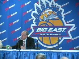 Big East Tournament, Day 3: SU's Post-Game News Conference