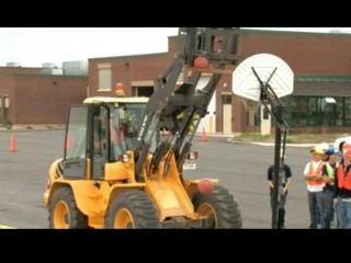 BOCES Heavy Equipment Rodeo