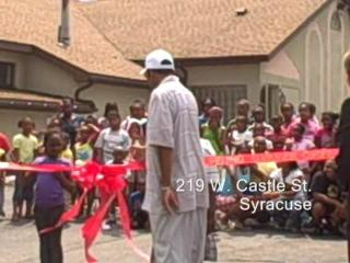 Free Syracuse camp opens for season on Castle Street