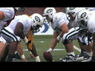 Jets Open Training Camp at SUNY Cortland