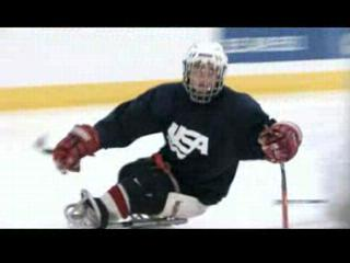 USA Paralympic Sled Hockey Team