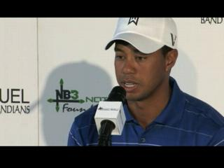 Notah Begay III Foundation Challenge Press Conference