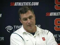 Syracuse vs. Penn State football: Doug Marrone