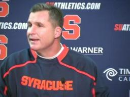 Syracuse vs. Cincinnati football: Doug Marrone