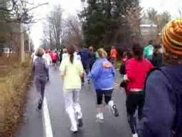 The 41st Annual Baldwinsville Turkey Trot