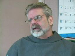 The directors of Franciscan Collaborative Ministrieson Gary LaTray.