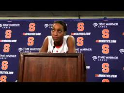SU Players Delaware State Post-game Press Conference