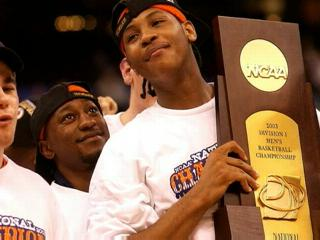 Centered on Syracuse: Story of Decade No. 3 --  SU wins the NCAA basketball championship
