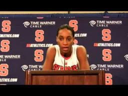 SU Players Georgetown Post-game Press Conference