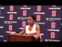 SU Players Notre Dame Post-game Press Conference