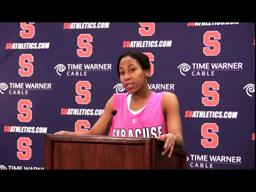 SU Player's Cincinnati Post-game Press Conference