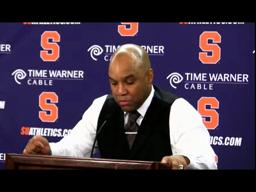 Coach Hillsman UConn Post-game Press Conference