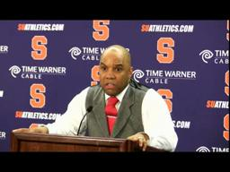 Coach Hillsman West Virginia Post-game Press Conference