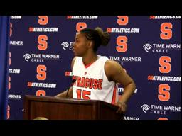 SU Player's West Virginia Post-game Press Conference
