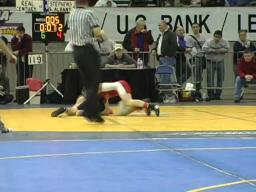2008: State wrestling takes over Memorial Coliseum