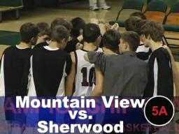Sherwood stays on top of Mountain View