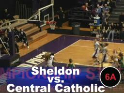 Central Catholic stays strong in OT over Sheldon