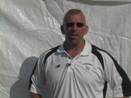 Kalamazoo Loy Norrix football coach Sean Bergan