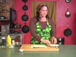 BE Healthy cooking: Sushi-style Michigan Roll