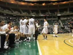 K-Central wins Class A Semifinal game against Detroit Denby, 68-49