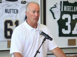 Western Michigan University football media day: Bill Cubit PART 2