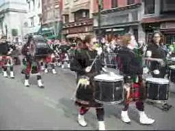 Hoboken's St. Patrick's Day parade