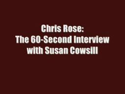 60 Seconds: Susan Cowsill