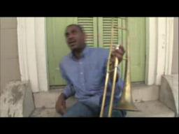 Jazzfest Portrait: Trombonist Glen David Andrews