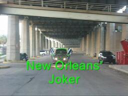 New Orleans' Joker