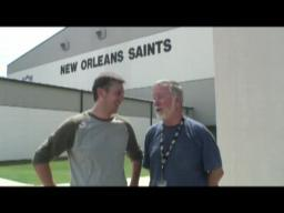 SAINTS TRAINING CAMP DAY 20