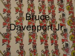 Bruce Davenport Jr.