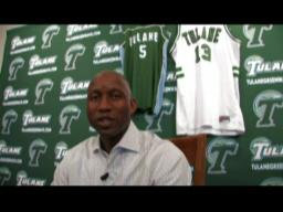 Tulane Basketball video preview